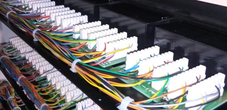Cablaggio strutturato Cat6A fibra ottica
